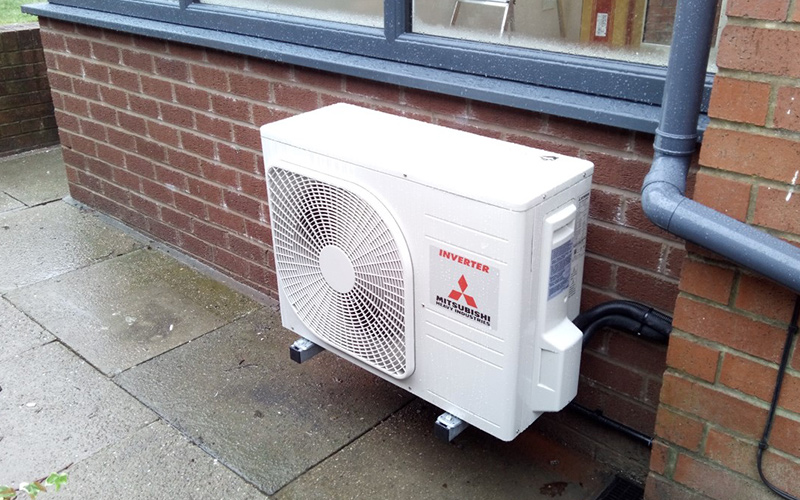 Air Conditioning for Conservatory