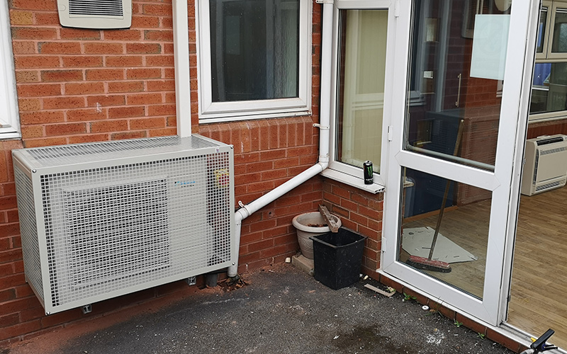 Care Home Air Conditioning