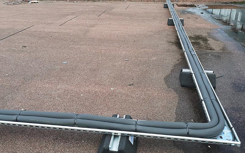 School Air Conditioning Installation