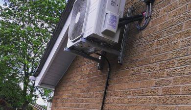 Kitchen Air Conditioning